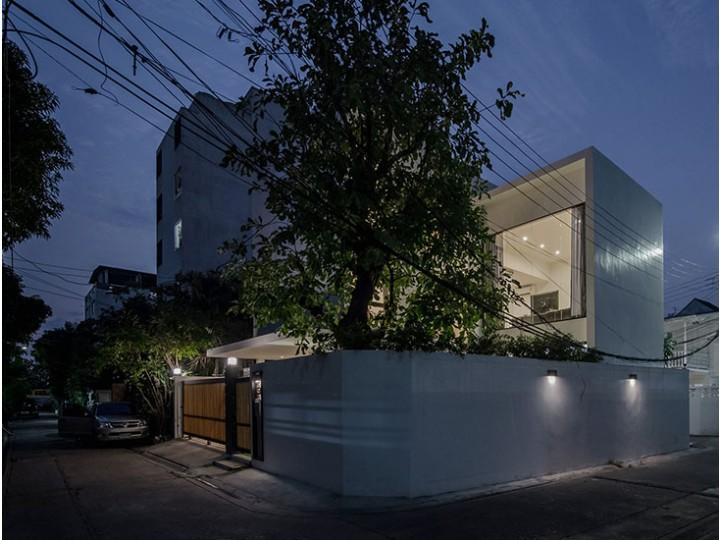 Mẫu Biệt Thự Sân Vườn Kiểu Thái Đẹp Sang Trọng