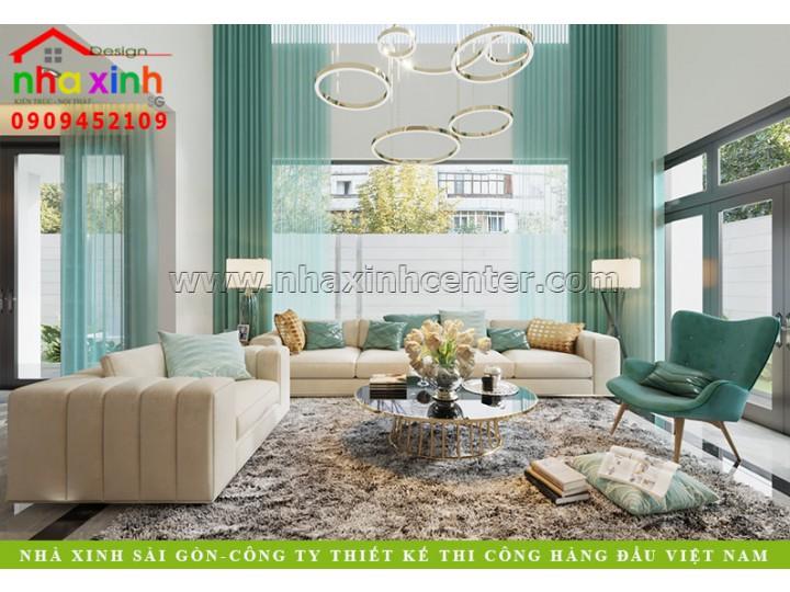Nội Thất Biệt Thự Có Phòng Ngủ Đẹp | Ông Duy | NT-111