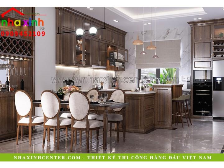 Nội Thất Biệt Thự Đẹp | Ông Hoàng | Đảo Kim Cương | NT-298