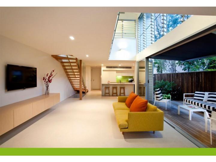 Nội Thất Hiện Đại Theo Phong Cách Nhà Vườn Xanh Singapore | NT-169