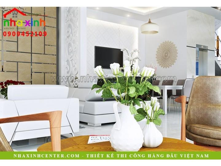 Nội Thất Hiện Đại Nhà Anh Xuân | Quận 7 | NT-NX100
