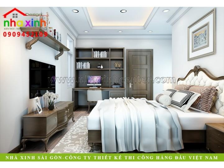 Mẫu Nội Thất Nhà Xinh | Chị Hương | Lakeview City Quận 2 | NT-156